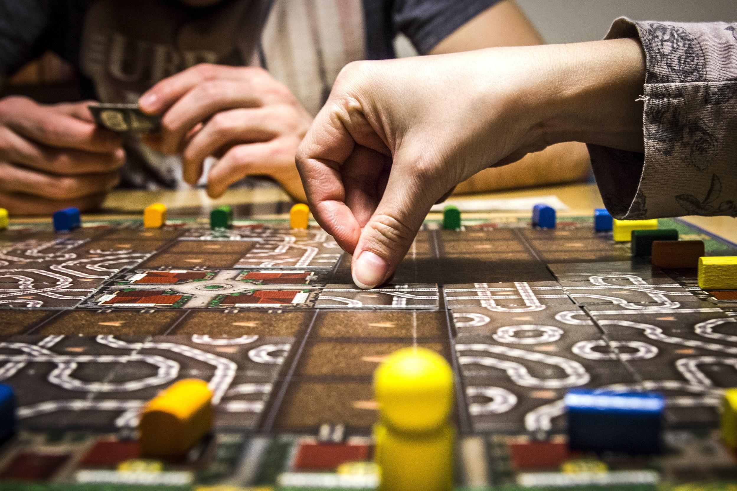 Soirée jeux de société - Médiatheque Alixan